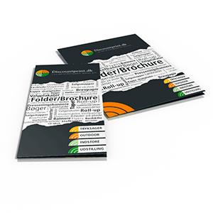 Foldere/Brochurer