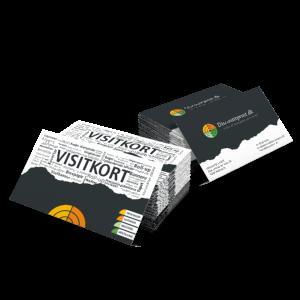 Visitkort digitaltryk