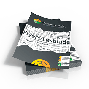 Flyers - CollectPrint-Danmarks billigste