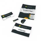 Papir etiketter