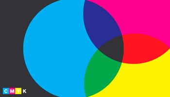 CMYK farverne