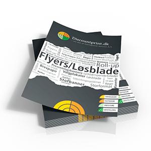 Flyers/Løsblade