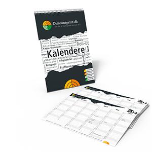 Kalendere 2018
