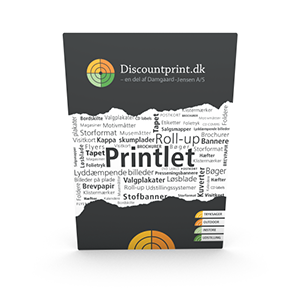 10 mm Printlet, PVC