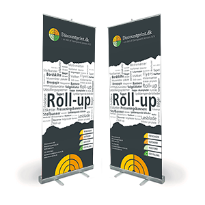 Roll-up | Premium 85x187 cm.