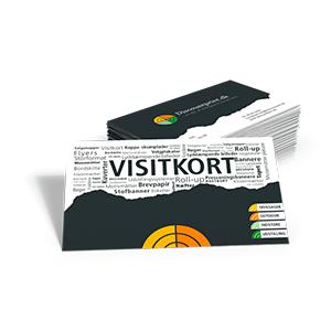 Visitkort - Offsettryk