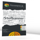Stofbannere 195 g polyester