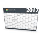 Vægkalendere 2018